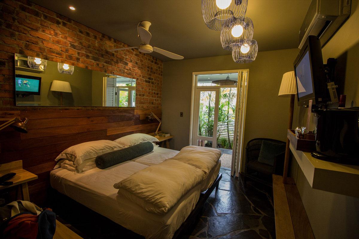 Durban Südafrika Hotel Concierge Boutique Bungalow
