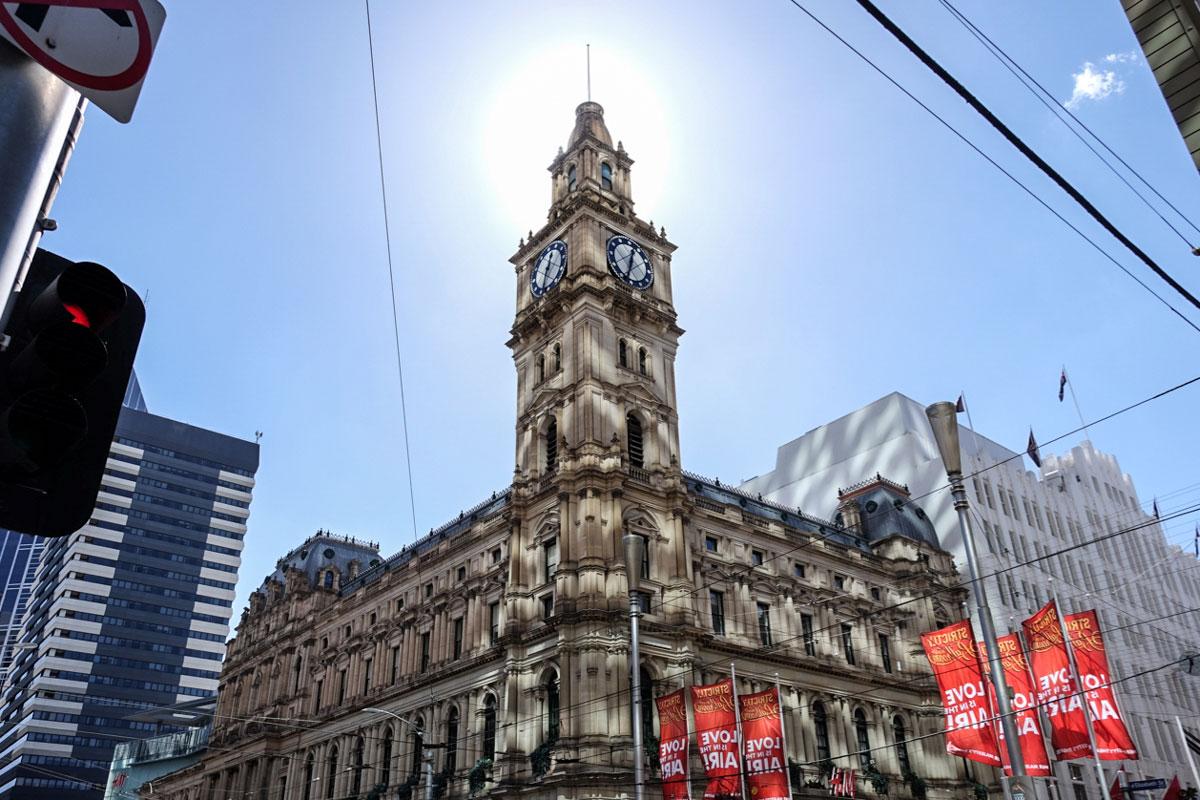 Melbourne Sehenswürdigkeiten