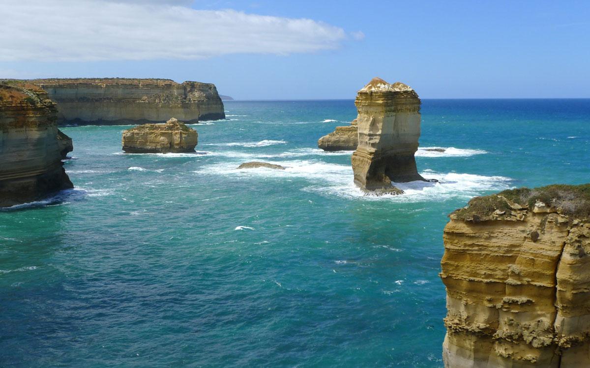 Melboure Sehenswürdigkeiten Tagestrip Great Ocean Road
