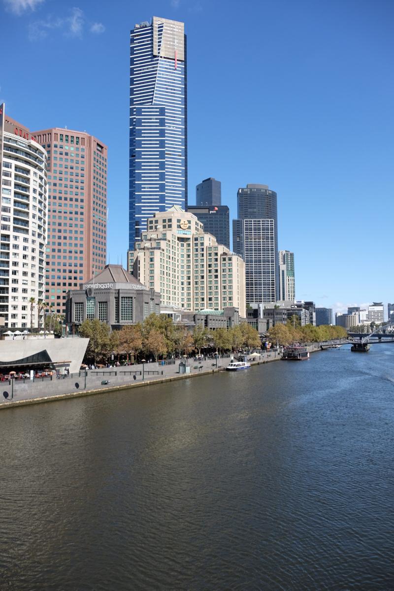 Melbourne Sehenswürdigkeiten Eureka Tower