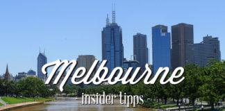 Melbourne Sehenswürdigkeiten Insidertipps