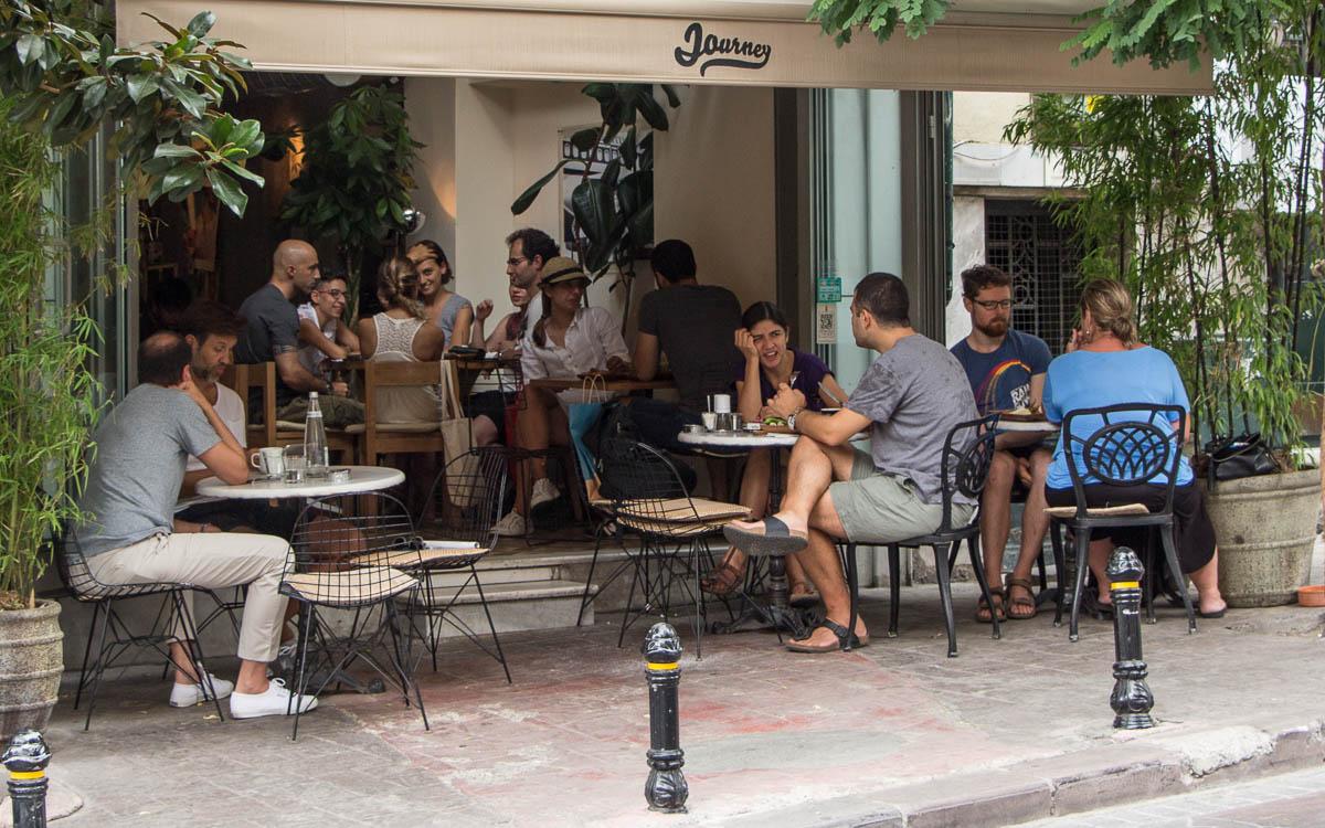 Istanbul Beyoglu Cafe Journeys TIpp