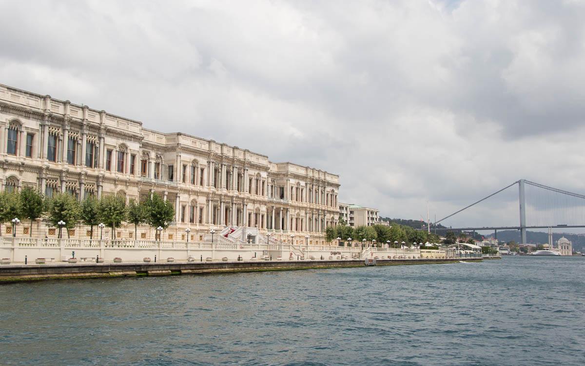 Bootstour über den Bosporus in Istanbul