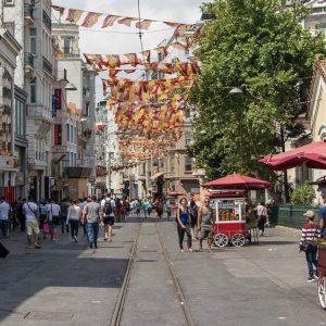 Istiklal Caddesi Istanbul