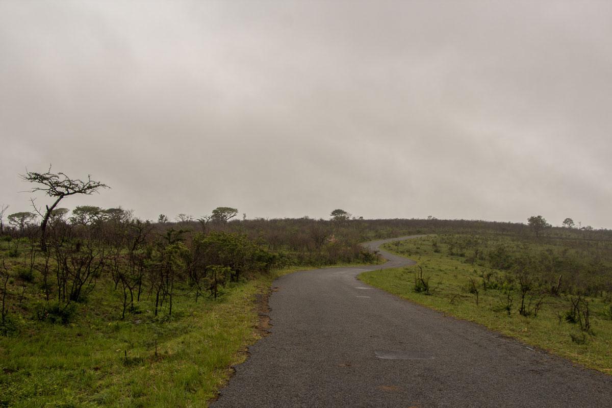 Hluhluwe Umfolozi Park Straßen