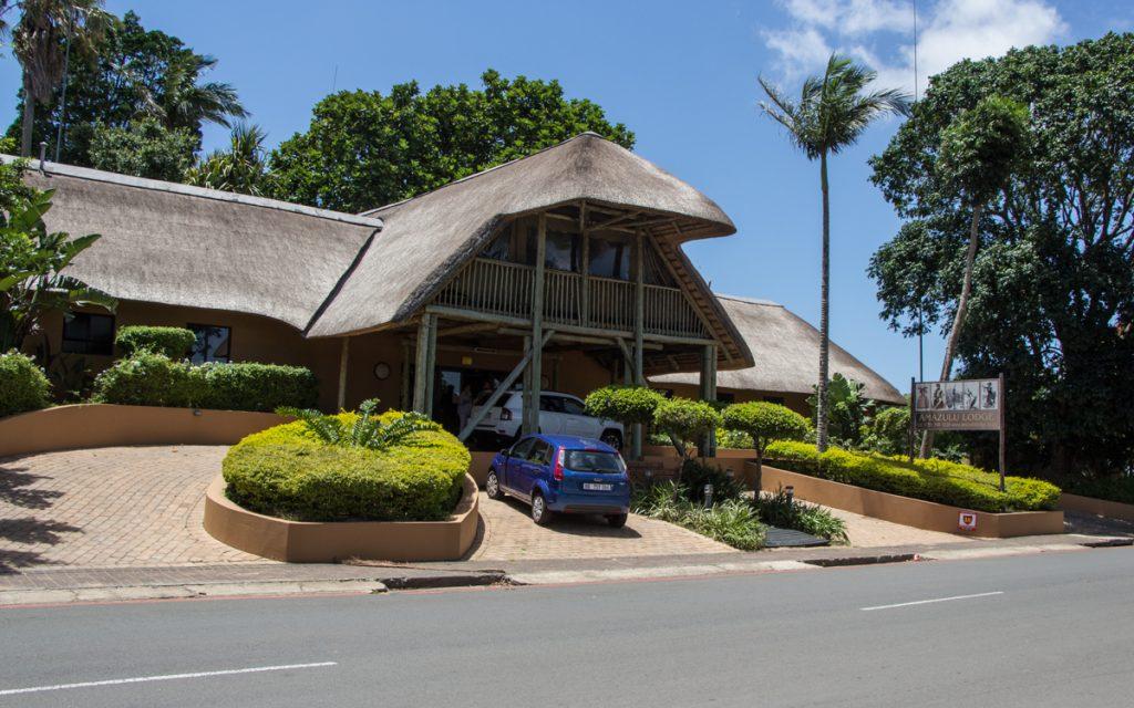 St. Lucia Südafrika Amazulu Lodge