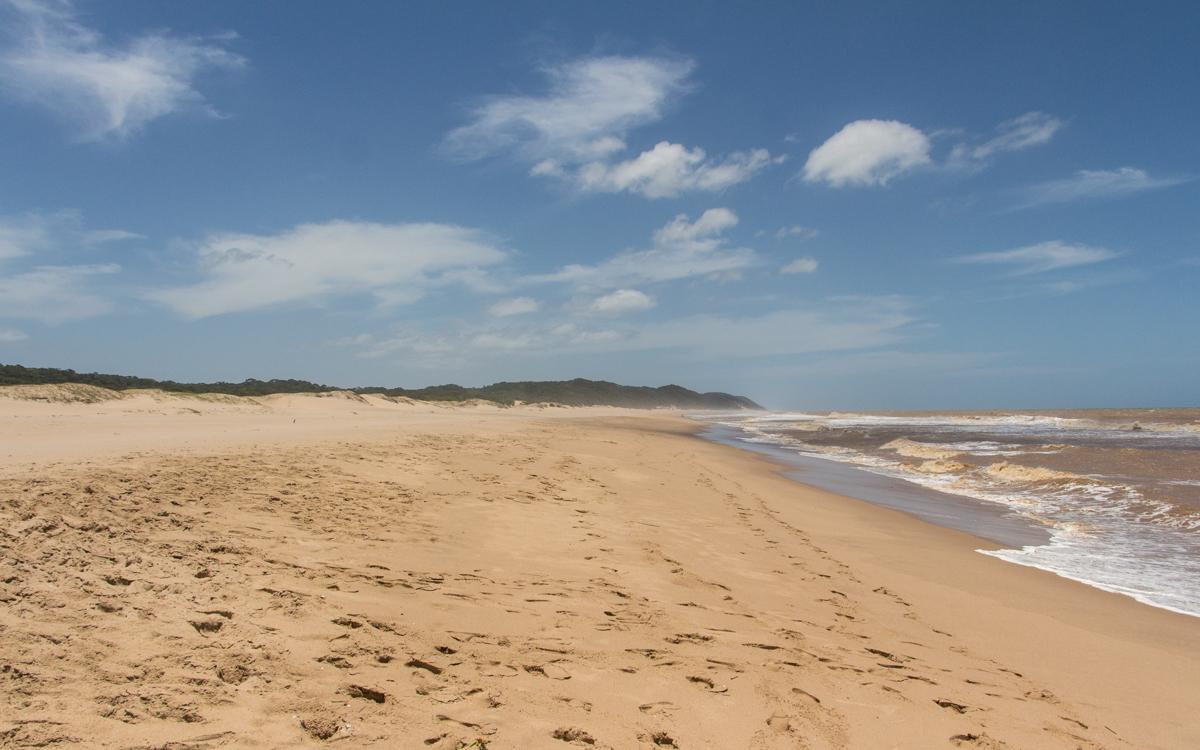 Strand St. Lucia Südafrika Sehenswürdigkeiten