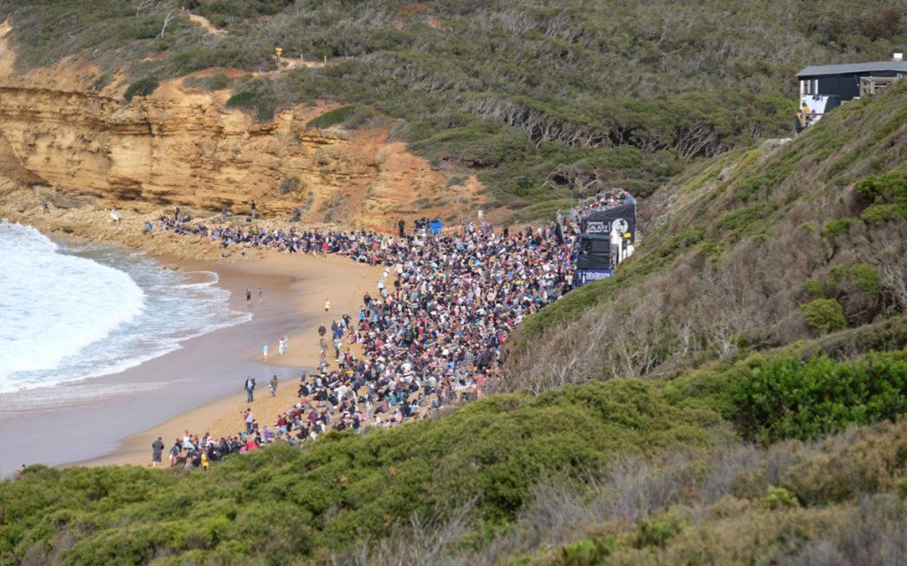 Strand Melbourne Surf Contest