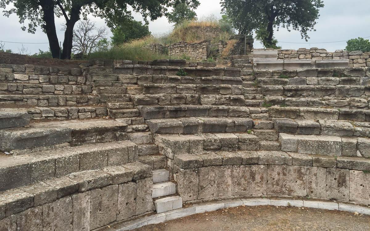 Amphitheater Troja