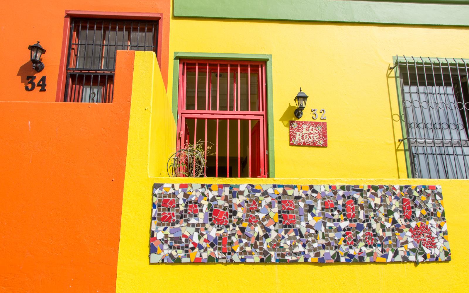 Kapstadt Sehenswürdigkeiten Bo-Kaap in Kapstadt
