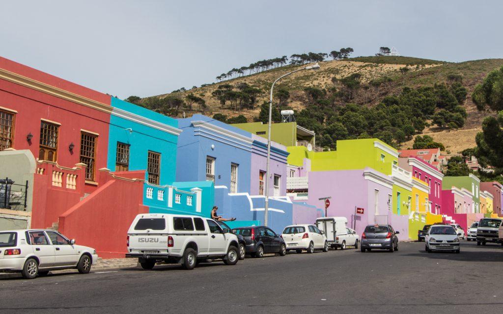 Bo-Kaap in Kapstadt