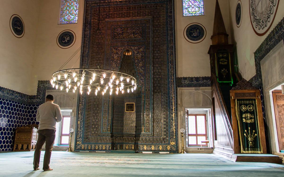 Grüne Moschee Bursa