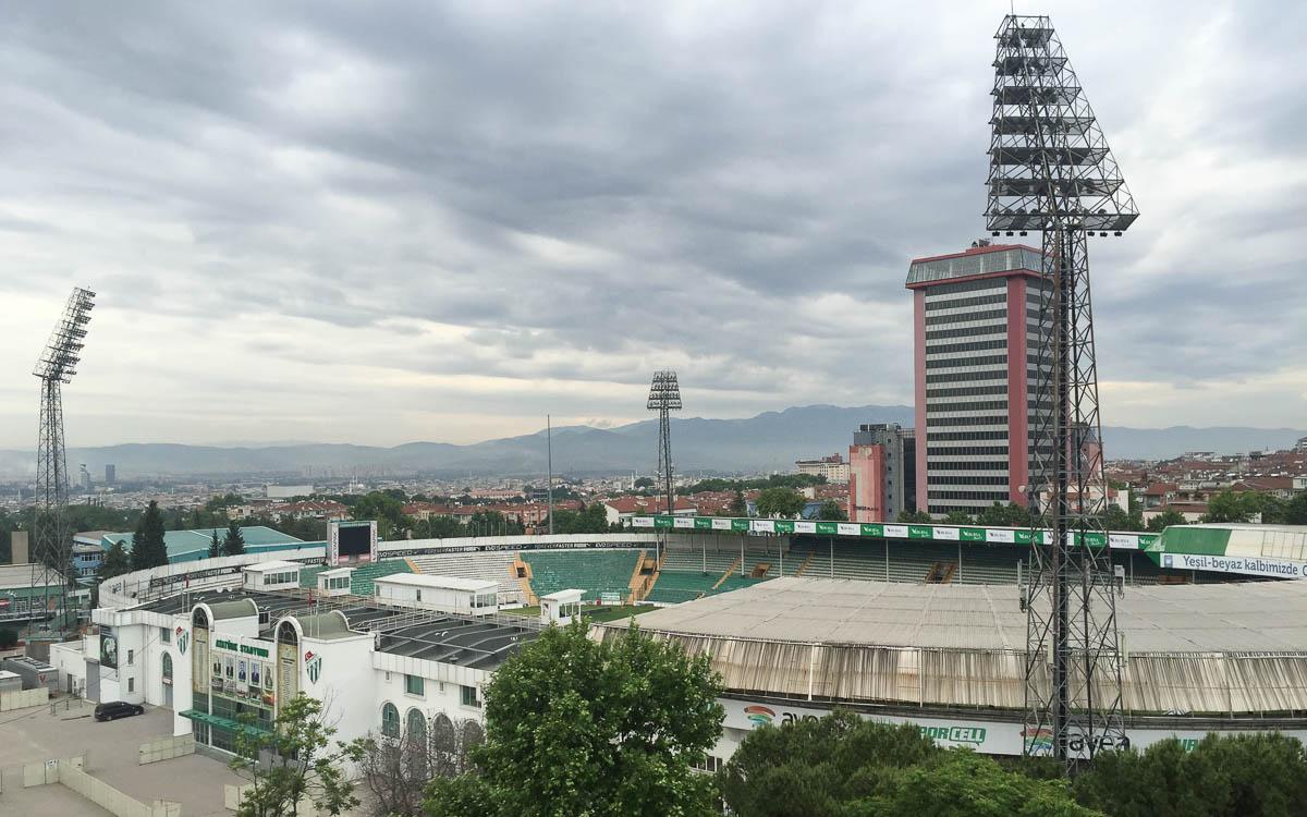 Hotel Kirci Bursa Stadion