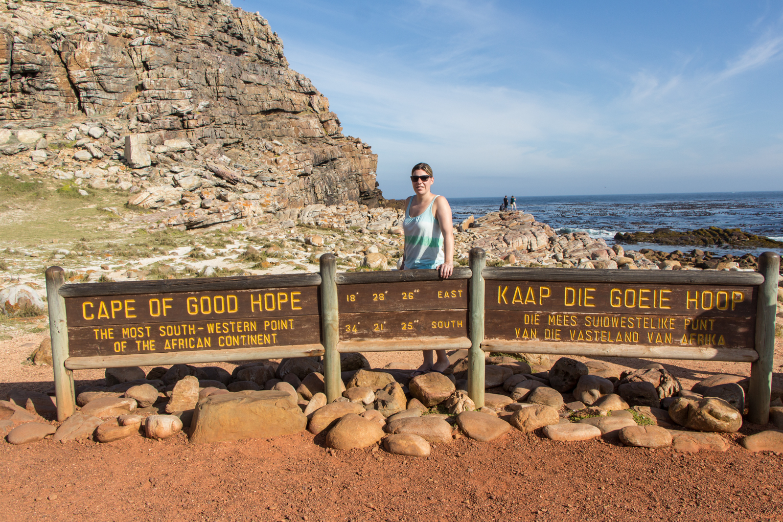 Cape of Good Hope / Cap Halbinsel
