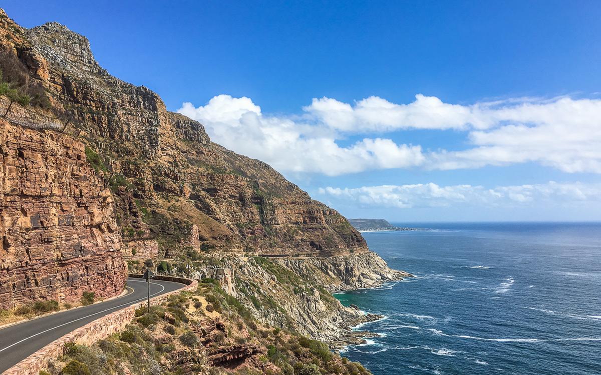 Kapstadt Tipp: Chapman's Peak Drive