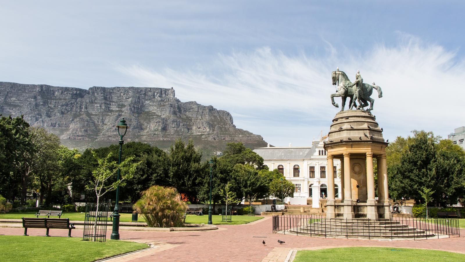 Kapstadt Sehenswürdigkeiten Companys Gardens