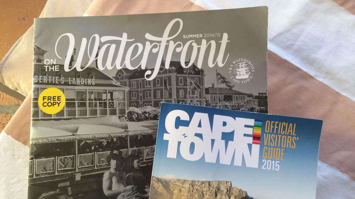 Kostenlose Magazine für Kapstadt