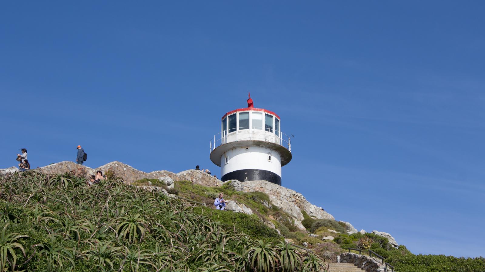 Leuchtturm am Cape Point