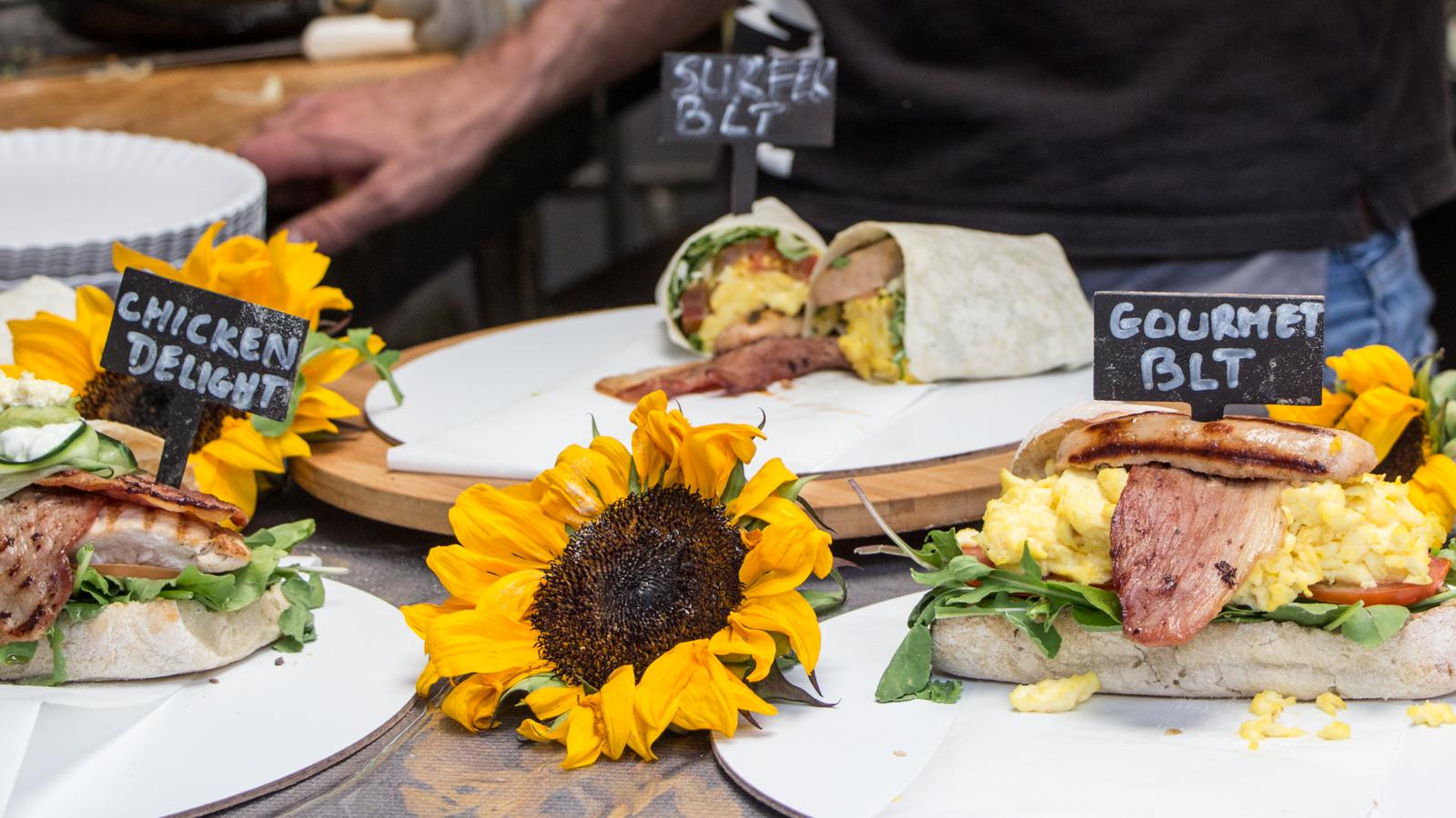 Kapstadt Sehenswürdigkeiten Neighbour Goods Market Kulinarische Köstlichkeiten
