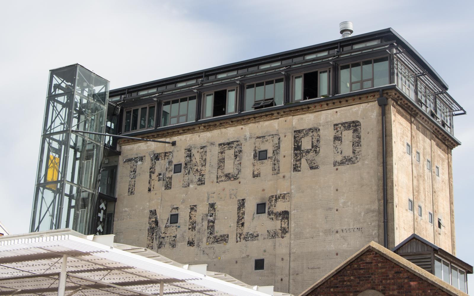 Kapstadt Sehenswürdigkeiten Old Biscuit Mill - alte Keksfabrik