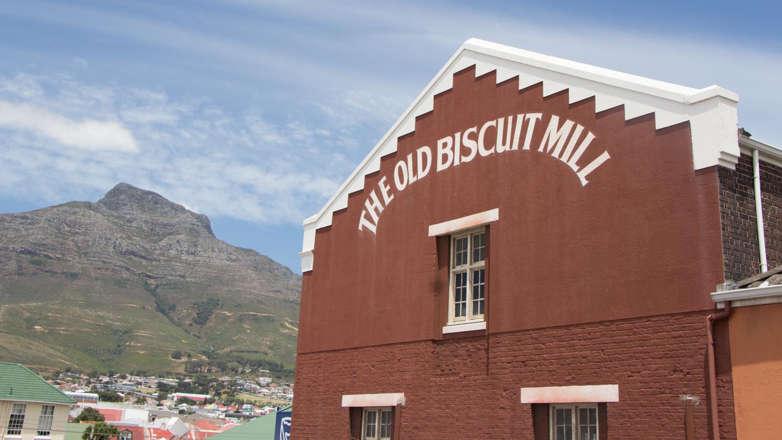 Kapstadt Sehenswürdigkeiten Old Biscuit Mill in Woodstock