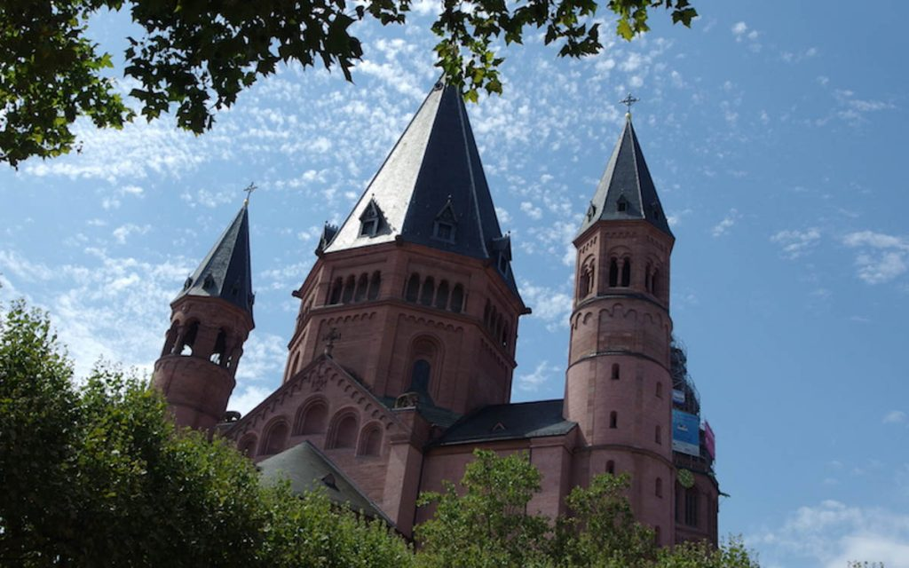 Rathaus in Mainz