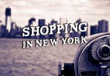 New York Shopping Tipps