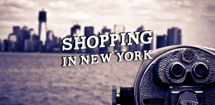 New York Shopping Tipps