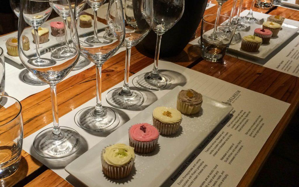 Weinprobe Cupcakes Dellheim