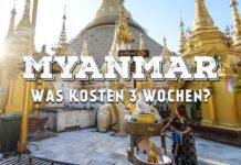 Wieviel kostet Myanmar Burma