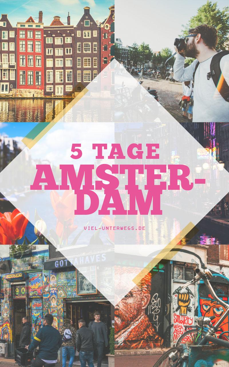 Amsterdam Guide Pinterest