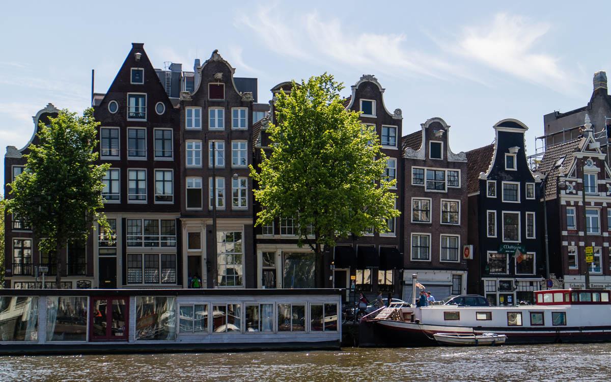 Städtereise Amsterdam Grachtentour
