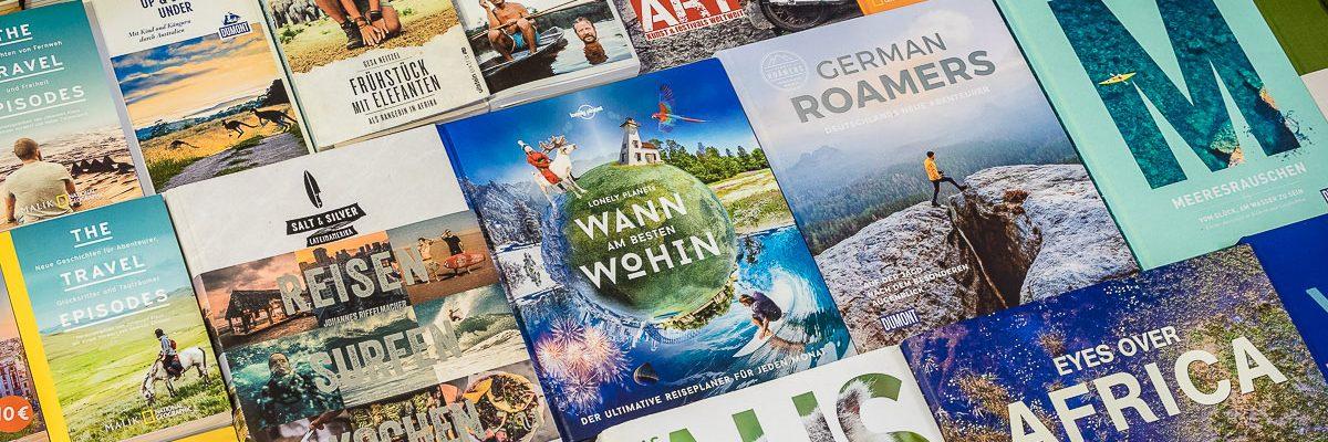 Die besten Reisebücher zur Inspiration für Weltenbummler