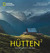 Hütten Sehnsuchtsorte Alpen