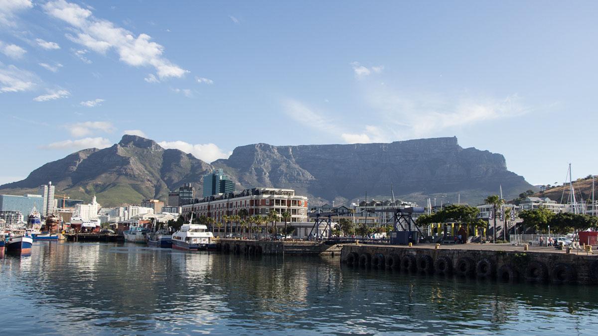 Kapstadt Highlights Tafelberg