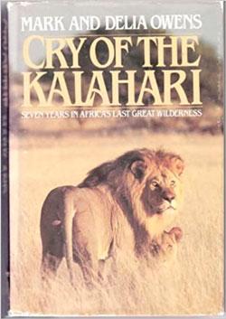 Reise Buch Cry of the Kalahari