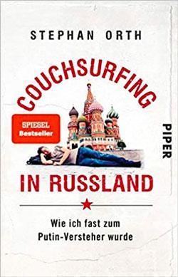 Reise Buch Couchsurfing Russland