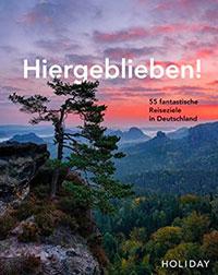 Reisebuch Deutschland Tipp: Hiergeblieben!