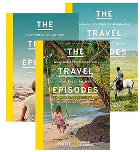 The Travel Episodes Reisegeschichten 1-3