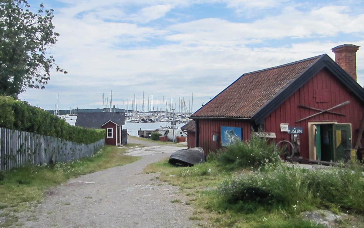 Sandhamn Schären Bootstour