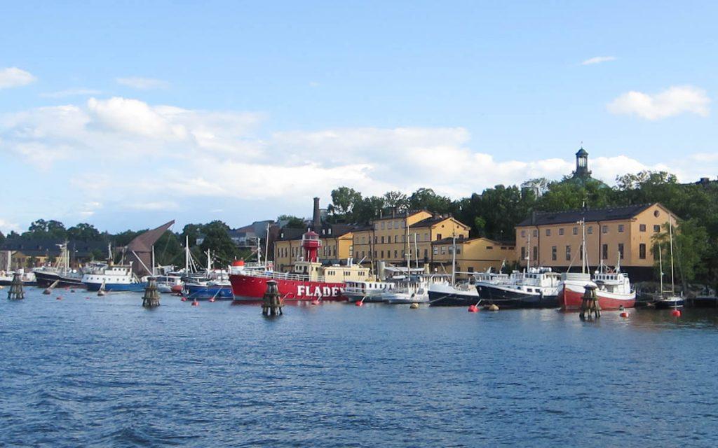 Stockholm Bootstour Schären