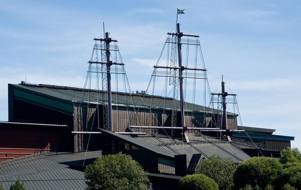 Stockholm Sehenswürdigkeiten: Wasa Museum