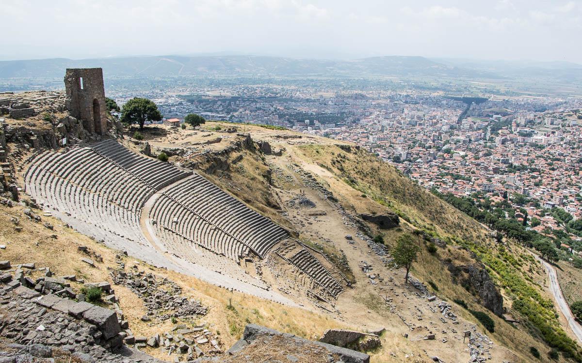 Amphitheater Pergamon