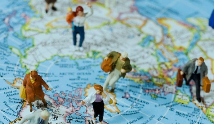 Reiseziel finden