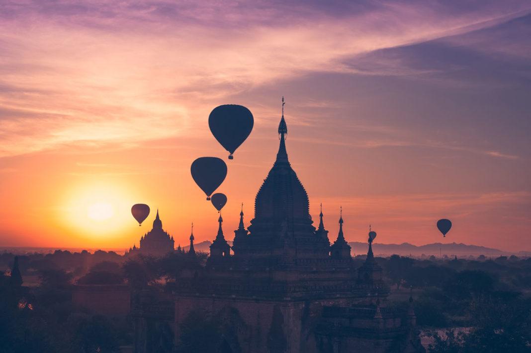 Urlaub im Januar Myanmar