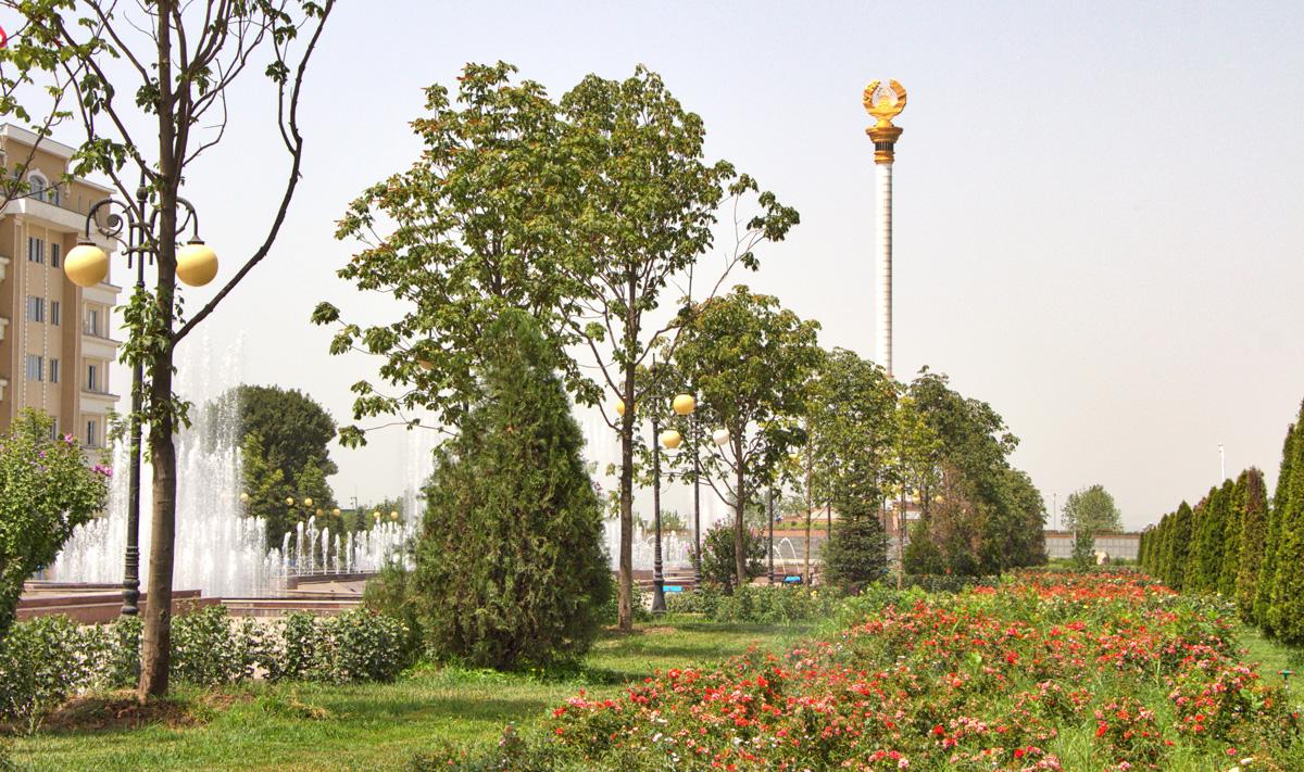 Duschanbe Victory Park
