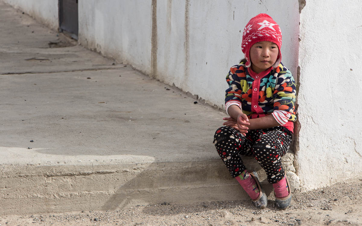 Kind in Alichur