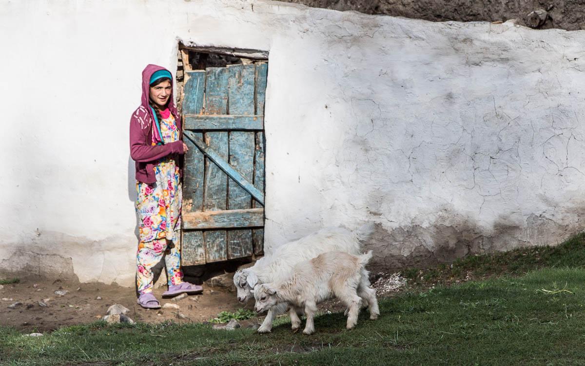 Menschen Tadschikistan Yamg