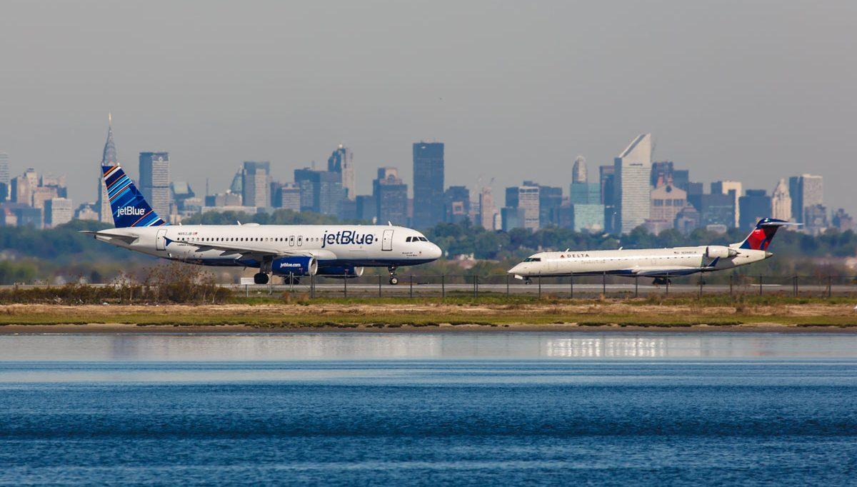 Flughafen Transfer Nach Manhattan Jfk Newark La Guardia