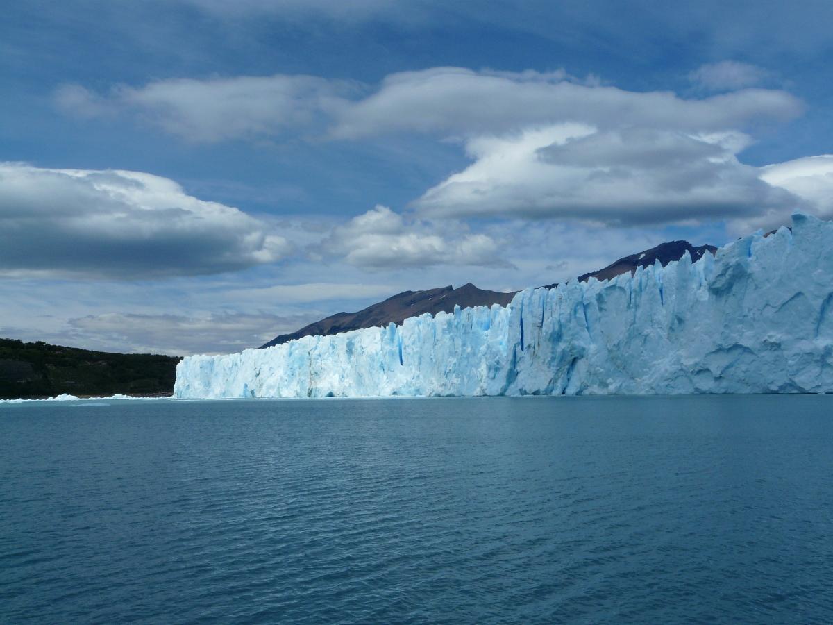 Perito Moreno Glescher in Argentinien